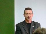 выступает Борис Грач председатель профсоюзной организации Защита Невинномысский Азот.