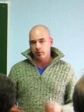выступает Антон Лихачев член профкома профсоюза с Форд Мотор компани Всеволожск.