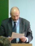 выступает Михаил Попов президент ФОнда рабочей академии.