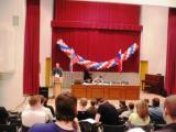 профсоюзная конференция открыта